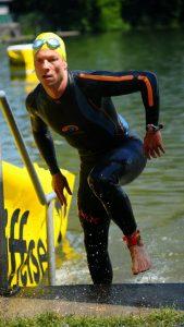 Triathlon Schwimmtraining für Quereinsteiger